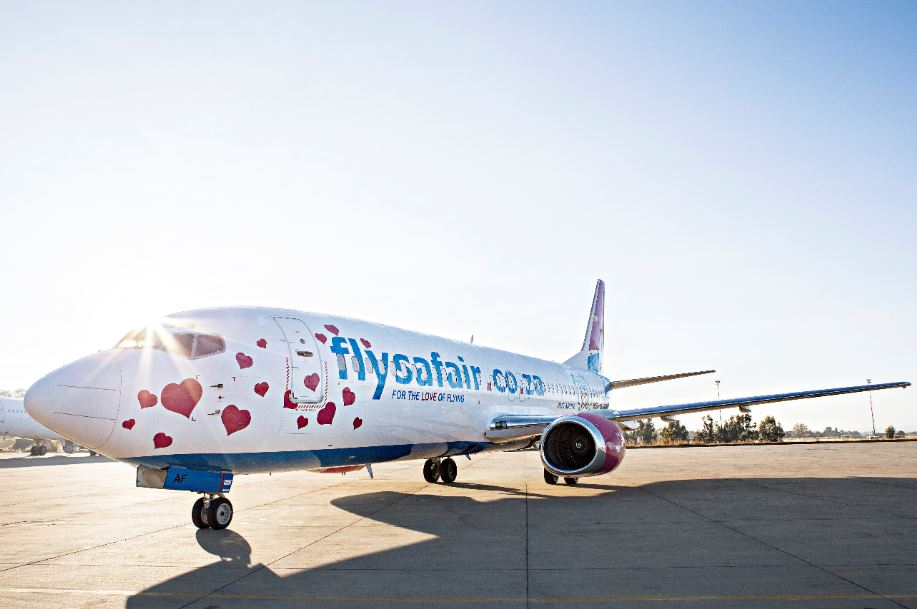 FlySafair Omni-channel