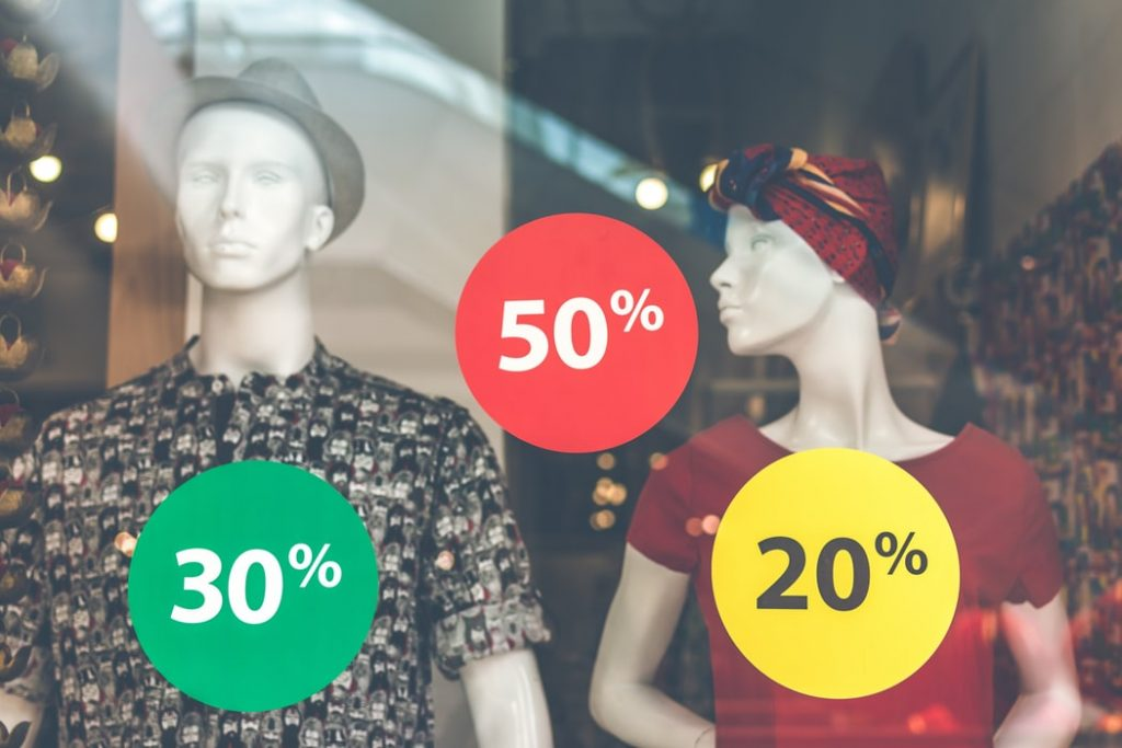 Online shopping spend by generation